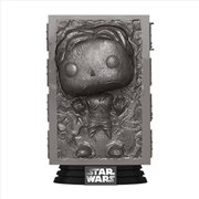 Star Wars - Han in Carbonite Pop! | Pop Vinyl