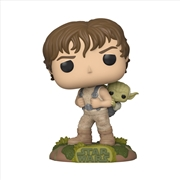 Star Wars - Luke training with Yoda Pop! | Pop Vinyl
