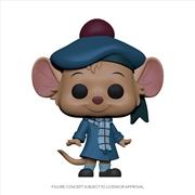 Great Mouse Detective - Olivia Pop!   Pop Vinyl