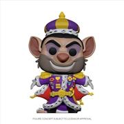 Great Mouse Detective - Ratigan Pop!   Pop Vinyl