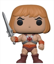 Masters of the Universe - He-Man Pop! Vinyl | Pop Vinyl
