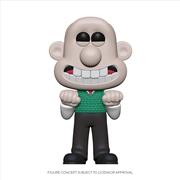 Wallace & Gromit - Wallace Pop! | Pop Vinyl