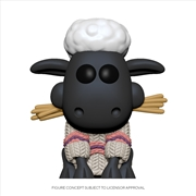 Wallace & Gromit - Shaun the Sheep Pop! Vinyl | Pop Vinyl