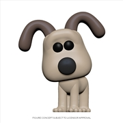 Wallace & Gromit - Gromit Pop! | Pop Vinyl