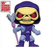 "Masters of the Universe - Skeletor 10"" Pop! Vinyl   Pop Vinyl"