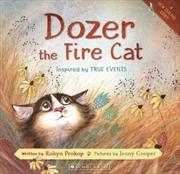 Dozer The Fire Cat | Paperback Book