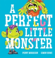 A Perfect Little Monster | Paperback Book