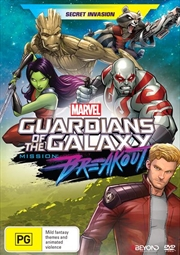 Guardians Of The Galaxy - Secret Invasion | DVD