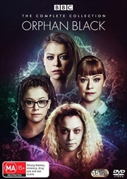 Orphan Black | Series Collection | DVD
