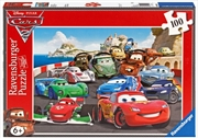 Disney Explosive Racing - Ravensburger 100 Piece Puzzle | Merchandise