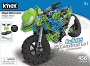 K'NEX - Mega Motorcycle Building Set | Toy