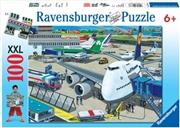 Airport Puzzle 100pc | Merchandise