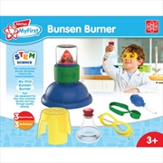 My First Bunsen Burner Set - Fandex | Toy