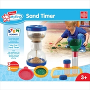 My First Sand Timer Set - Fandex | Toy