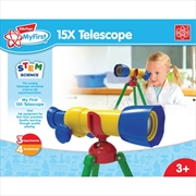 My First Telescope 15 x Zoom - Fandex | Toy
