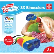 My First Binoculars 3 x Zoom 35mm - Fandex | Toy