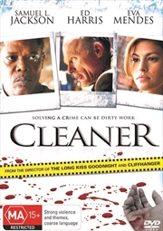 Cleaner | DVD