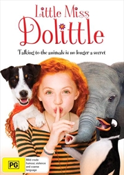 Little Miss Dolittle | DVD