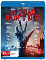 Dead Don't Die, The | Blu-ray