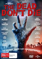 Dead Don't Die, The | DVD