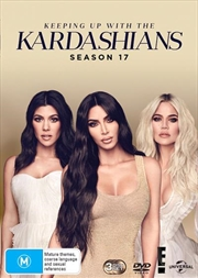 Keeping Up With The Kardashians - Season 17 | DVD