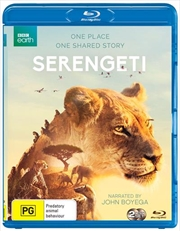 Serengeti | Blu-ray
