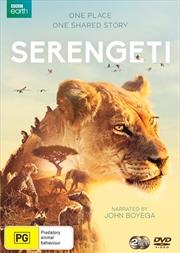 Serengeti | DVD