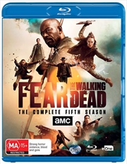 Fear The Walking Dead - Season 5 | Blu-ray