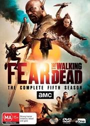 Fear The Walking Dead - Season 5 | DVD
