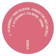 Ashikibaya Ft Tamar Collocutor | Vinyl