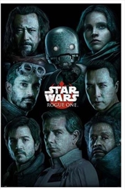 Star Wars Rogue One - Characters | Merchandise