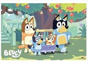 Bluey - Family Under Tree | Merchandise