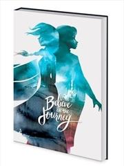 Frozen II - Believe In The Journey | Merchandise