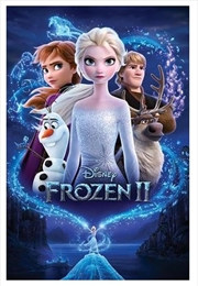 Frozen 2 - One Sheet | Merchandise