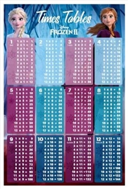 Frozen 2 - Times Tables | Merchandise
