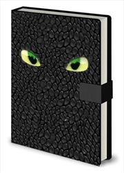How To Train Your Dragon - Toothless Eyes | Merchandise