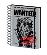 DC Comics - Joker Wanted | Merchandise