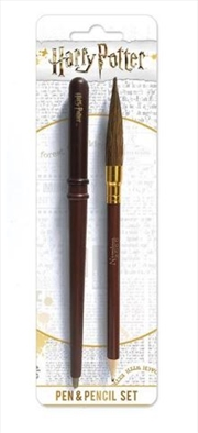 Harry Potter - Wand And Brush | Merchandise
