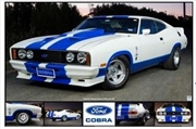 Ford - 1978 XC Falcon Cobra | Merchandise