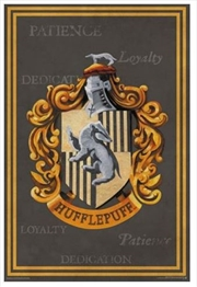 Harry Potter - Hufflepuff Crest | Merchandise