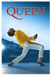 Queen - Wembley - Bravado | Merchandise