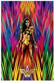 Wonder Woman 84 - Neon Static | Merchandise