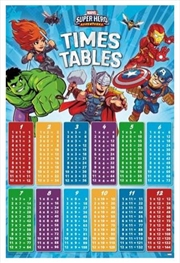 Marvel Super Hero Advenutres - Times Tables | Merchandise