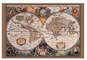 World Map - Old (Laminated) | Merchandise