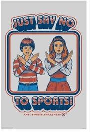 Steven Rhodes - Say No To Sport | Merchandise