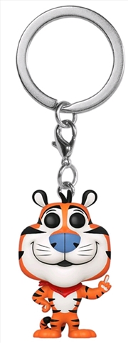 Ad Icons - Tony the Tiger Pocket Pop! Keychain | Pop Vinyl