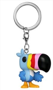 Ad Icons - Toucan Sam Pocket Pop! Keychain | Pop Vinyl