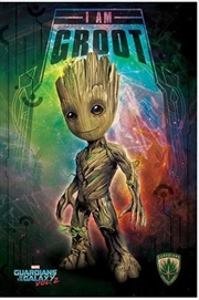 Guardians of the Galaxy Vol.2 - I Am Groot - Space | Merchandise