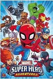 Marvel Super Heroes Adventure - Group | Merchandise