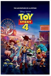 Toy Story 4 - One Sheet | Merchandise